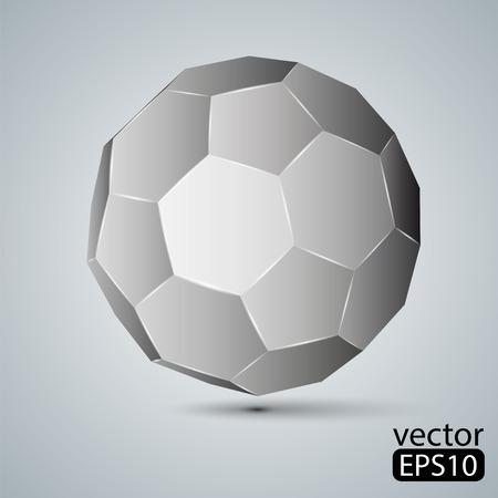 tetrahedron: truncated icosahedron