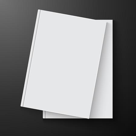 blank book: Blank book cover