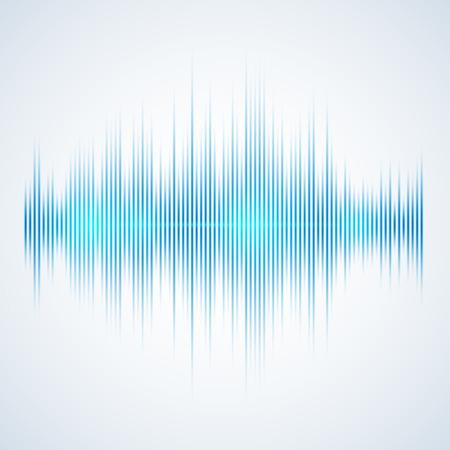 Illustration of a Music Equalizer, excellent vector illustration, EPS 10 Vector