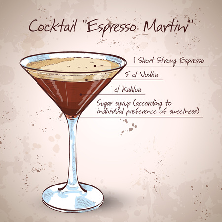 Cocktail Espresso Martini