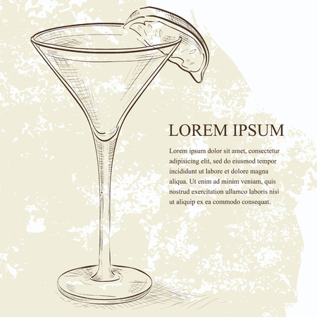 collins: Kamikaze scetch cocktail, consisting of Vodka, orange liqueur, lime