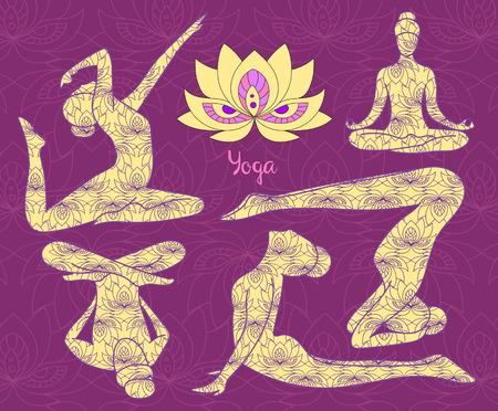 joga: Yoga silhouette set. Yoga silhouette icons. Yoga silhouette art. Yoga silhouette web. Yoga silhouette vector. Yoga icons. Yoga icons vector. Yoga icons art. Yoga icons web. Yoga icons shape