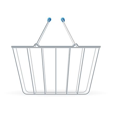 shopping basket: Shopping basket icon. excellent vector illustration Illustration