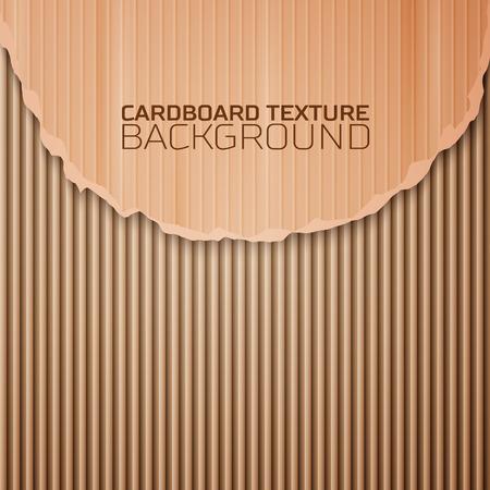 cardboard texture: Cardboard texture background
