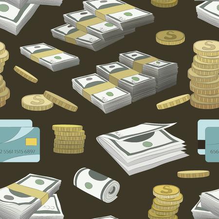 Money set pattern