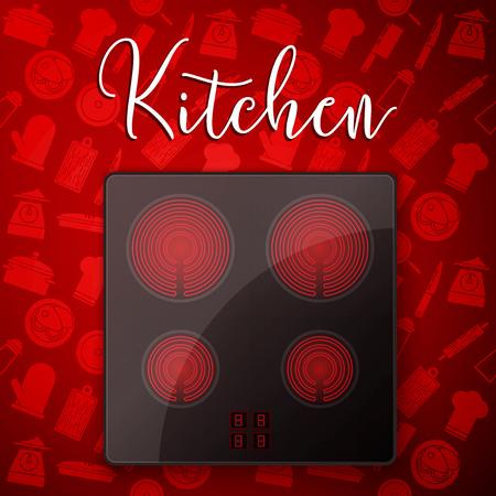 Kitchen concept induction