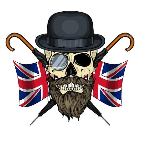 Sketch of british elements