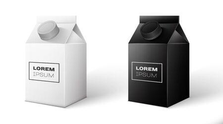 Milk, Juice, Beverages, Carton Package