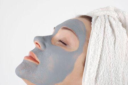 beauty mask #4 Stock Photo - 782160