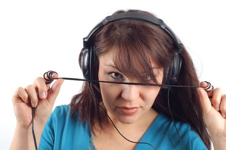 enjoying music #11 photo