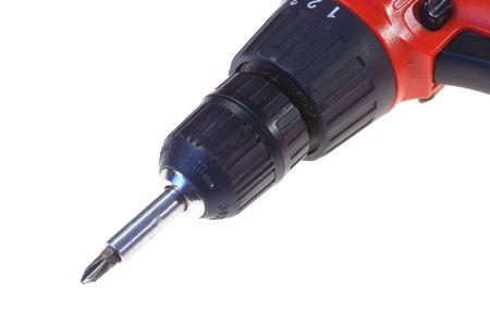 chuck: drill