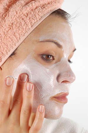 cremas faciales: m�scara de belleza # 21
