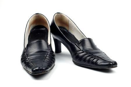 black empowerment: shoe