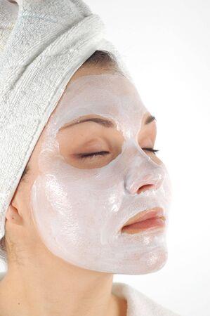 beauty mask #21