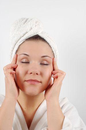 massage #7 Stock Photo - 1397164