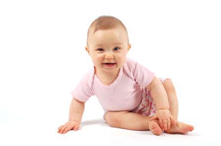 Happy Baby  Standard-Bild - 2546680