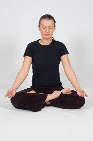 yoga #5 Stock Photo - 2646340