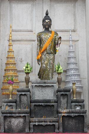 buddha image, Na Dun, Mahasarakam photo