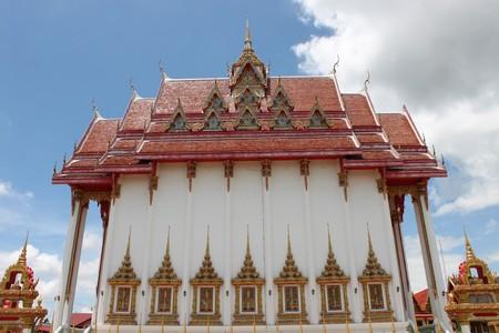 Temple of Wat Bung Palanchai, Roi-et photo
