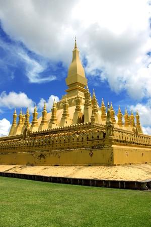 Phra Tat Luang, Lao P.D.R. photo