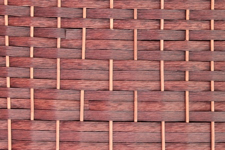 weaved: Weaved Wood Background