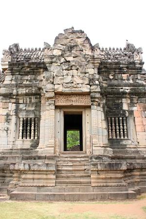 korat: Ancient architecture at Prasat Phimai stone sanctuary, Korat