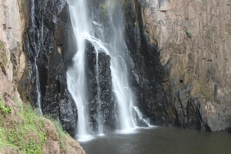 Haew Narok Waterfall, Thailand photo