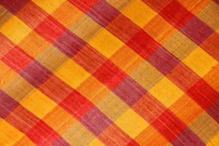 Luxe color� et co�teux texture de fond de coton des v�tements