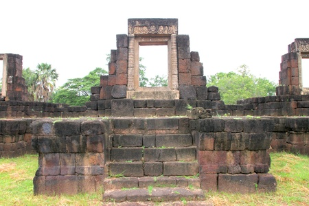 cambodge: Art and architecture of Prasat Nang Ram, Korat, Thailand
