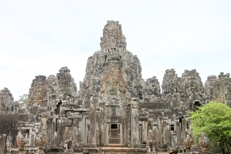 Prasat Bayon, Angkor Thom, Siamreap, Khmer Republic photo