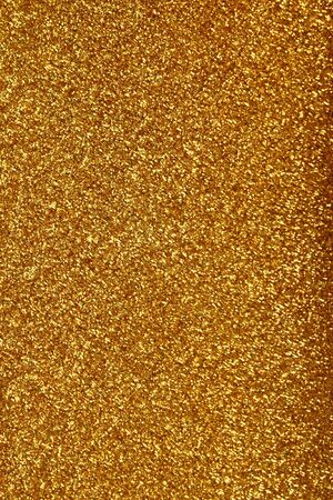 abstract of golden clothes texture background photo