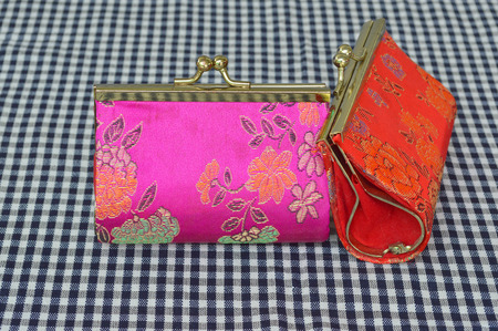 tela algodon: bonitos bolsos en tela de algod�n