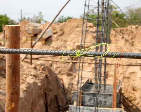 nylon string: nylon string for measuring water level in building site