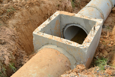 sanitary sewer drainage system development