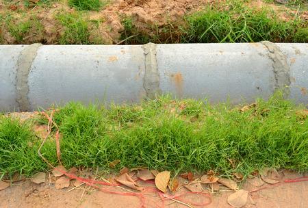 dirtiness: sanitary sewer drainage system development
