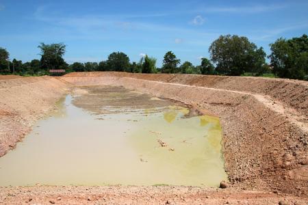quagmire: reservoir construction for solving aridity problem in northeast Thailand