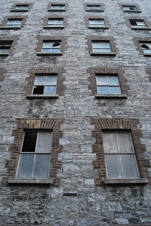 castles needle: the city of dublin, ireland Stock Photo