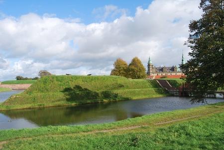 hamlets: the castle of Elsinore, Hamlets residence