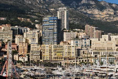 The Principality of Monaco Stock Photo - 17443183