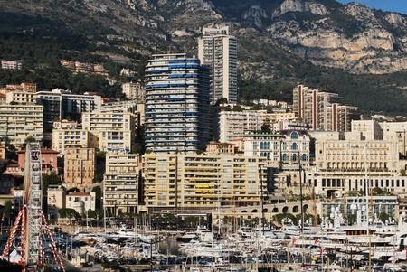 The Principality of Monaco Stock Photo - 17443183