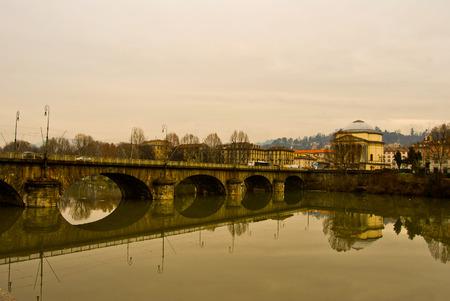 Turin capital of the Kingdom of Italy  photo