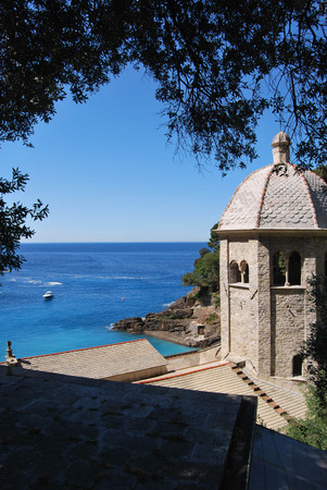 promontory: Camogli and Portofino promontory