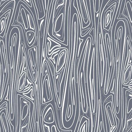 veneer: Wood fibers texture background. Dark version Illustration