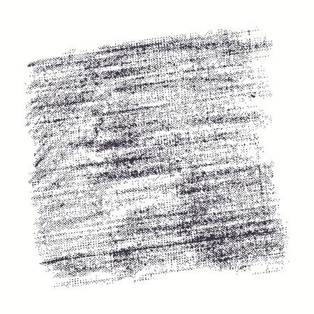 Stock vector texture of burlap. Black print on white background Ilustrace