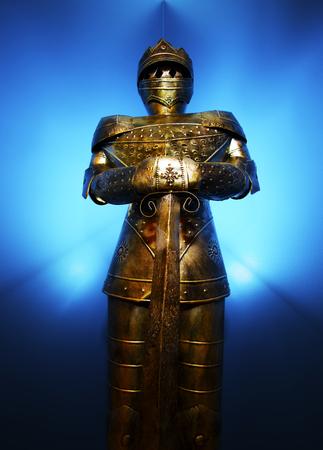 Haloed Suit of Armor