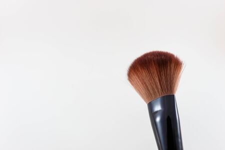 grooming product: Make-up Brush on white