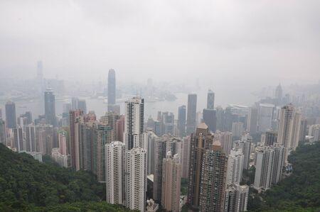 bldg: building, Hongkong
