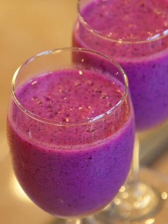 Water fruit smoothie  For your good health  photo