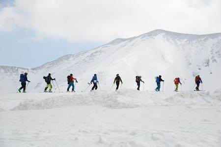 skie: Skie on Japan Alp