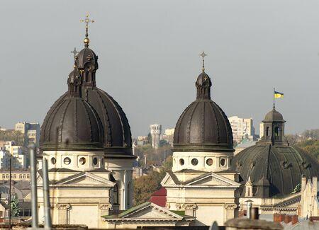 lviv: Roofs of Lviv